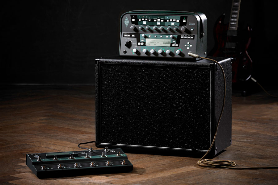 Kemper Amps Profiler Overview